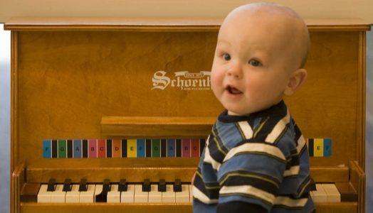l'expérience musique pour le développement de l'enfant